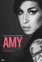 AMY, Canadian poster, Amy Winehouse, 2015. ©A24